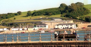 Sewage Treatment Plant, Swanage