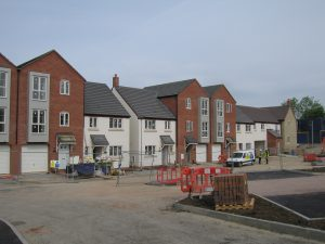 Housing Development, Tadpole Corner, Swindon