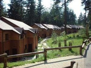 Center parcs, Longleat