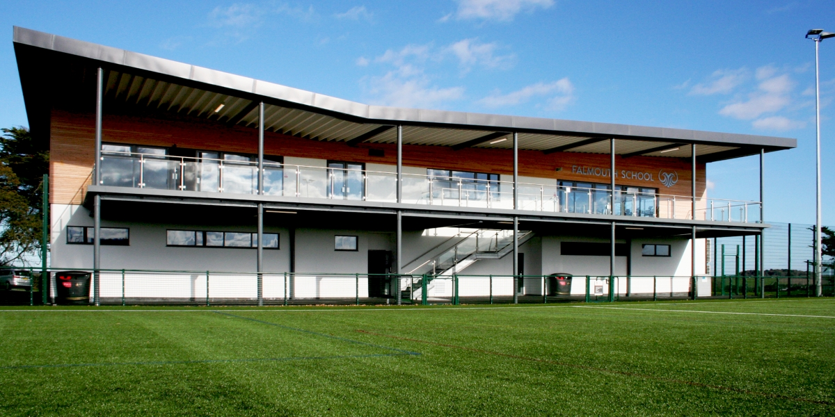 Falmouth School Sports Pavilion